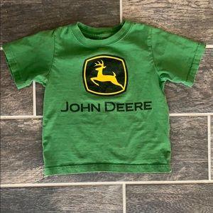 2T John Deere short sleeve